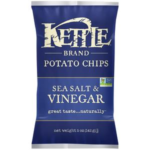 Kettle Chips Sea Salt Vinegar