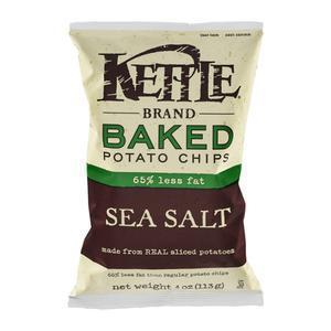 Kettle Bakes Low Fat Lightly Salted