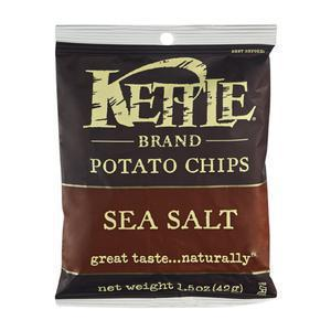 Kettle Chips Snack Size - Sea Salt