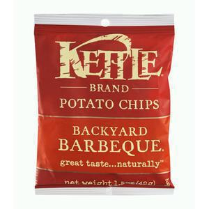 Kettle Chips Snack Size - BBQ