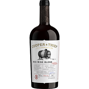Cooper and Thief Red Blend