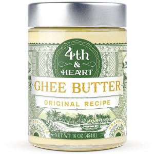 4th & Heart Ghee Butter - Original