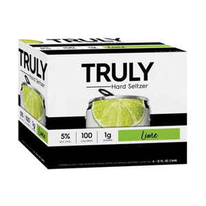 Truly Hard Seltzer - Lime