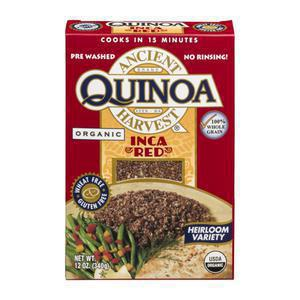 Ancient Harvest Quinoa - Inca Red