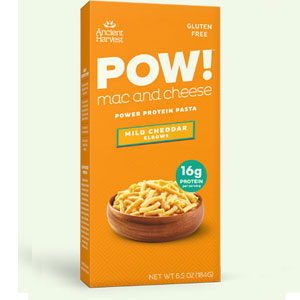 Ancient Harvest - POW Mac & Cheese