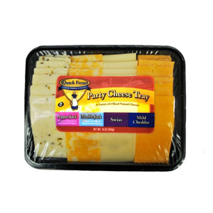 Dutch Farms Cheese - Variety Party Tray