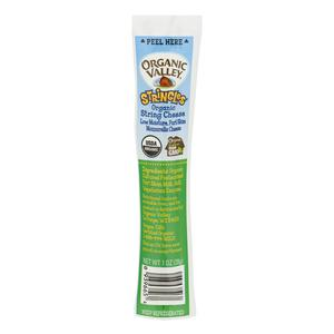 Organic Valley - String Cheese