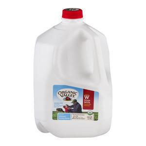 Organic Valley Milk - Whole