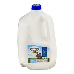 Organic Valley Milk - 2%