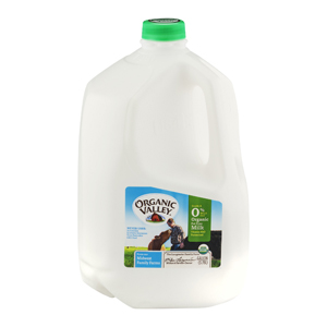 Organic Valley Milk - Fat Free
