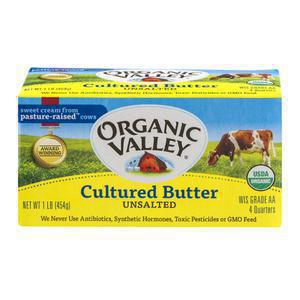 Organic Valley Butter - Unsalted