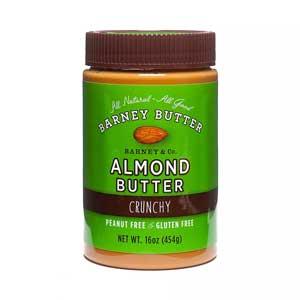 Barney Butter Almond Butter - Crunchy