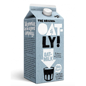 Oatly Oat Milk - Original