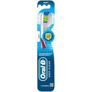 Oral B Advantage Toothbrush