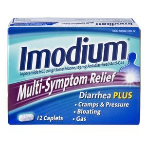Imodium Multi Symptom Caplets