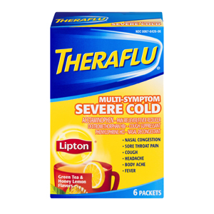 Theraflu Severe Cold - Multi Symptom