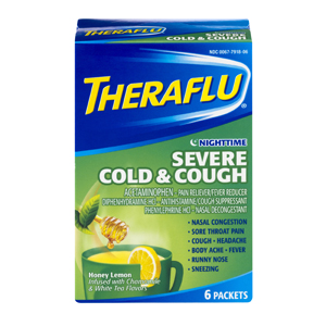 Theraflu Severe Cold - Severe Cold & Cough
