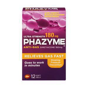 Phazyme Gas Relief - Ultra Strength