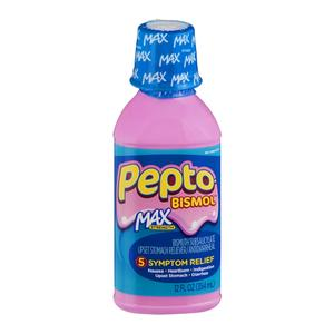 Pepto Bismol Max Strength Liquid