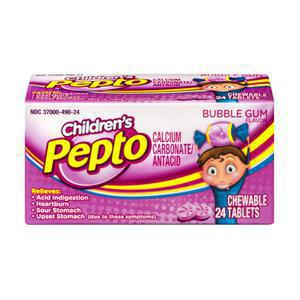 Pepto Bismol - Childrens Tablets