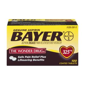 Bayer Regular Tablets