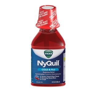 Nyquil Cherry
