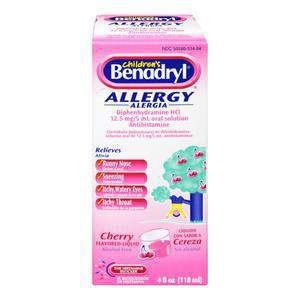 Benadryl Allergy - Childrens