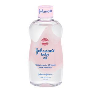 J&J Baby Oil