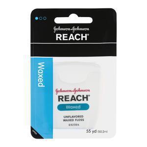 J&J Reach Waxed Floss