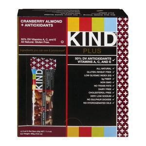 KIND Bar - Cranberry Almond