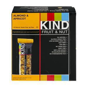 KIND Bar - Almond and Apricot
