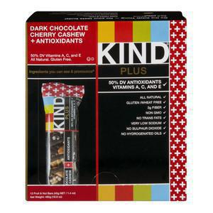 KIND Bar - Dark Choc Cherry Cashew