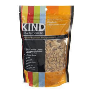 KIND Granola - Oats & Honey Clusters Coconut