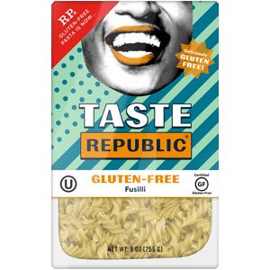 Taste Republic Fresh Gluten Free Pasta - Fusili