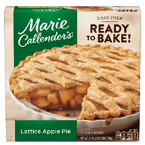Marie Callender Lattice Apple Pie