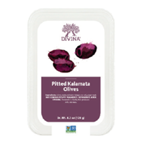 Divina Olives - Pitted Kalamata