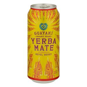 Guayaki Yerba Mate - Revel Berry