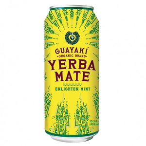Guayaki Yerba Mate - Enlighten Mint