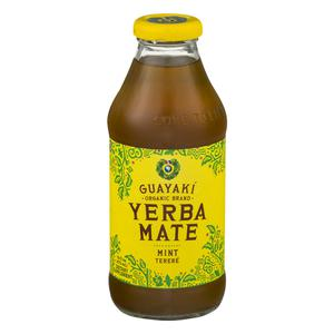 Guayaki Yerba Mate - Empower Mint