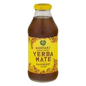 Guayaki Yerba Mate - Raspberry Revolution