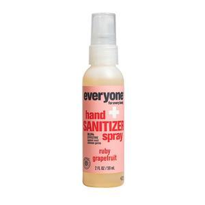 Everyone Hand Sanitizer Spray - Grapefruit