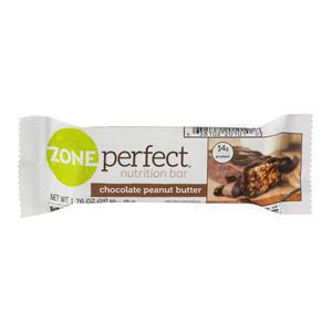 Zone Perfect Bar - Choc Peanut Butter
