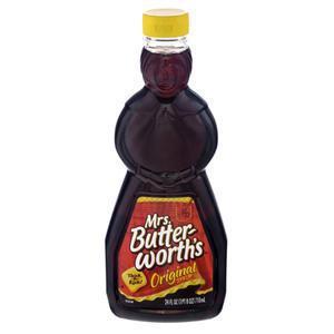 Mrs Butterworths Syrup Original