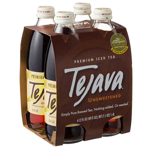 Tejava Iced Tea 12 oz
