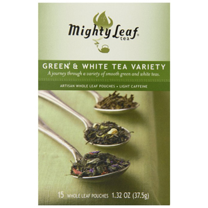 Mighty Leaf Tea - Green Tea Variety Pack
