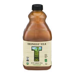 Honest Tea - Just Green Tea