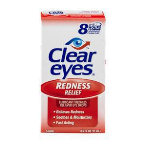 Clear Eyes Eye Drops