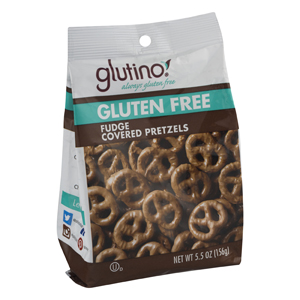 Glutino GF Chocolate Covered Pretzels