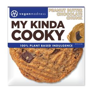 Vegan Madness My Kinda Cooky - Peanut Butter Choc Chunk