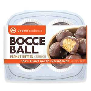 Vegan Madness Bocce Ball - Peanut Butter Crunch
